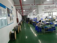 Wire harness Production shop-1