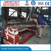 workshop of W11 series mechanical type rolling and bending machine
