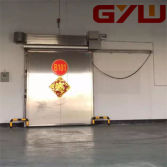 automatic sliding door for cold room