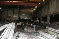 Stainless Steel Pipes Factory