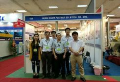 Hanoi international exhibition of plastic industry in Vietnam