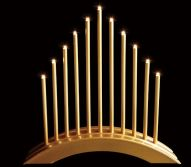 LED Lamps candlestick lights