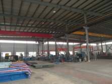 Overhead crane in our factory 2