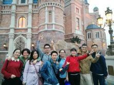 Disney in Shanghai