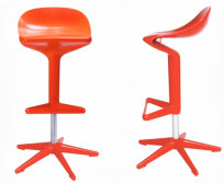 high quality PP bar chair bar stool