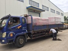 4 sets of silent diesel generators to Romania