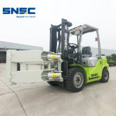 SNSC FD30 Forklift Truck with Paper Roll Clamp to Sri Lanka