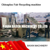 Chinaplas Exhibition Recycling machine