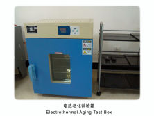 Electrothermal Aging Test Box