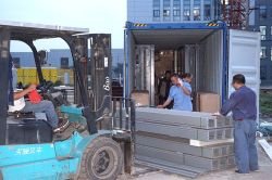 packing And Shipping Of Container House To Iceland 01