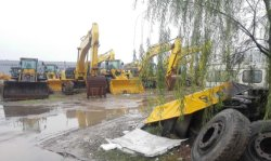 construction machinery field service