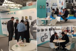 ISSA Cleaning & Hygiene Expo Netherlands 2016