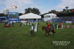 Longines Finals of Hong Kong Jockey Club of China Tour in Guangzhou