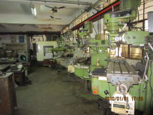 The Tooling Department