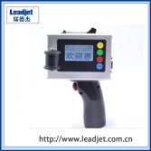CIJ Industrial Hand held Inkjet Time and Logo Printer coder machine supplier