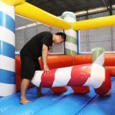 Quality inspection for each inflatables