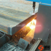 CNC Cutting for Plate Frame Filter Press
