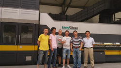 "Mr. Marcin:""LandGlass is my Best Choice"""
