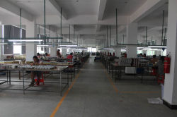 resin product production room show