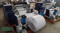 Slitter Rewinder Machines′ Workshop Tour