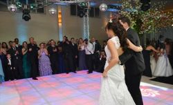 Wedding Party in Brazil -- Jun 15, 2013