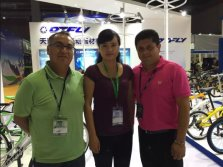 2015 Shanghai bicycle show