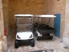 Marshell Electric Golf Cart in Malta