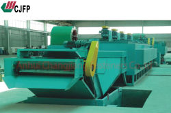 Mesh belt furnace production line two