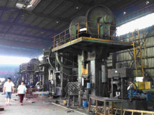 2500tons Punching machine line