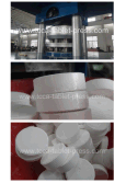 USA Chemical Group ordered our large rotary tablet press machine