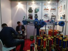 Braiding Machine on Textile Asia 2019