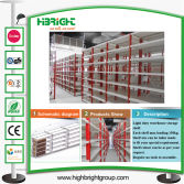 Storange Warehouse Racking System