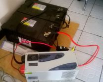 PS3000 Inverter use for household appliances in Africa