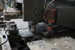 Flange Punching