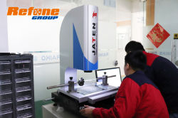 REFONE Optical Image Tester for shaft wheel inspection