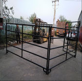 10ft USA Galvanized Cattle Panels