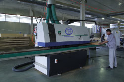Slot milling machine
