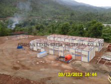 Mining Prefabricated House for Indonesia