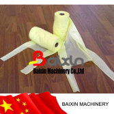 T-shirt Plastic Bags on Roll Making Machine