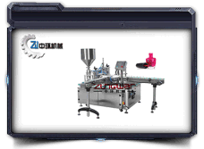 ZHNP-40 Enamel Filling & Plugging And Capping Machine
