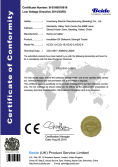 CE Certificate Of Oil Dielectric Strength Tester