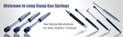 Longxiang high quality lift gas spring