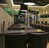 restaurant furniture project in Holland