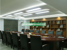 Playground Outdoor Fitness Equipment Factory Meeting Room