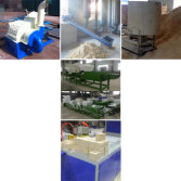 pallet sawdust feet block making machine