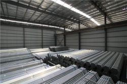 TYT steel pipe warehouse