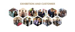 Exhibition and Customer