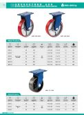 FOSHAN HAOLUN CATALOGUE-IRON CASTER/WHEEL
