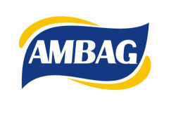 "We Innovate New Logo of Plastic Bags Series as"" AMBAG "" from 2009 Season"