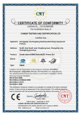 CE certificate of rework station
